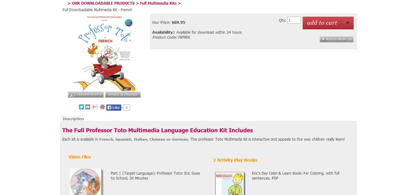 StephWaszak.com » Professor Toto