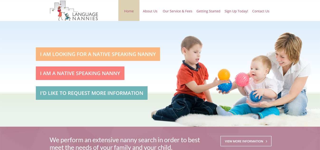 Language Nannies