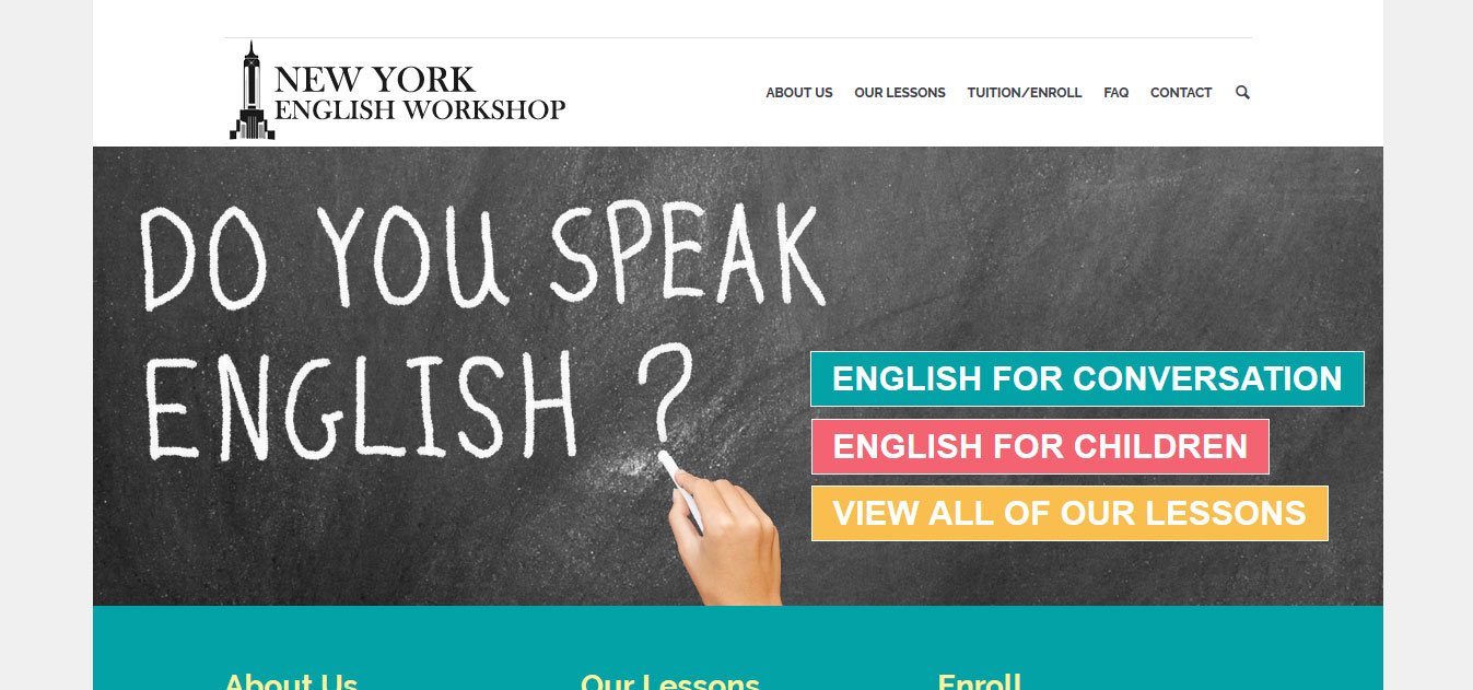 New York English Workshop